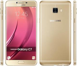 Ponsel Samsung Galaxy Berkamera Depan 8 MP