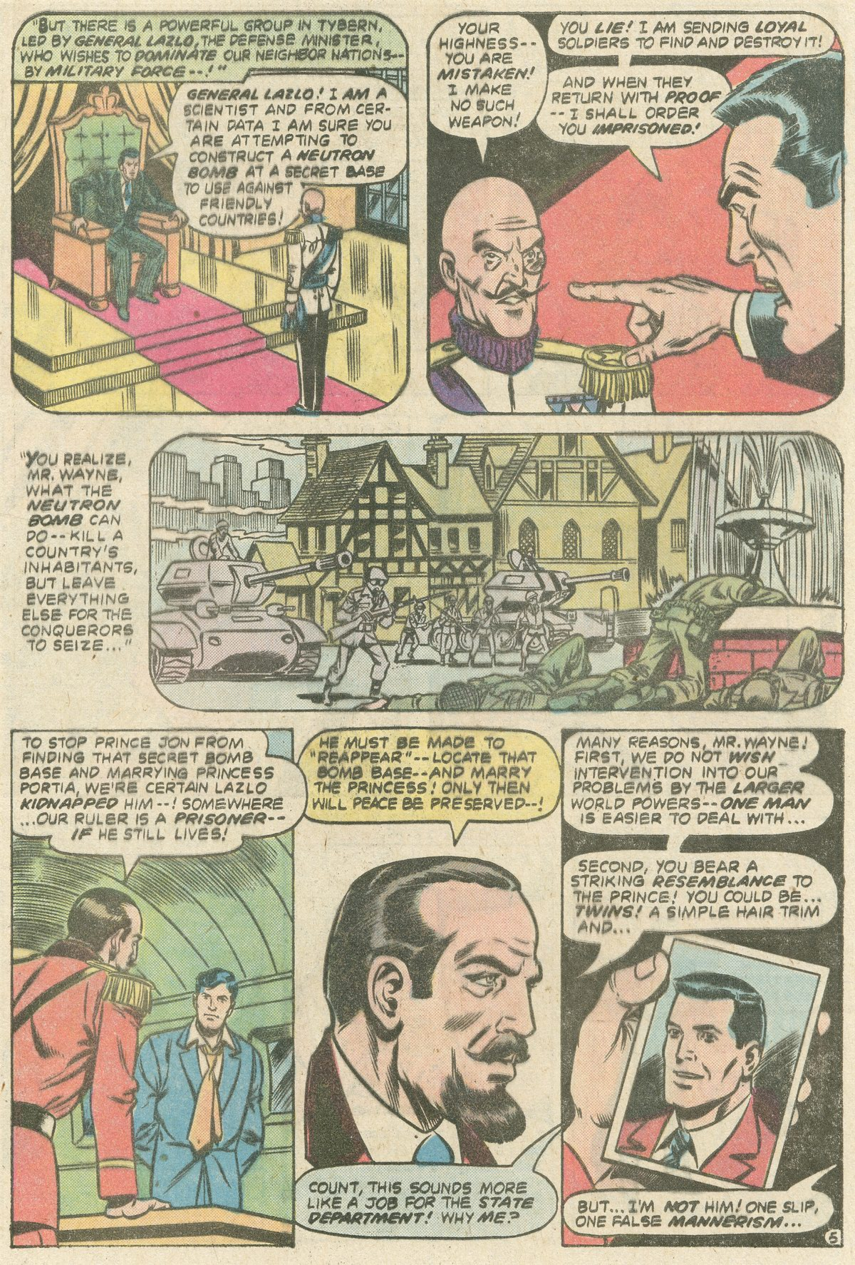 Read online World's Finest Comics comic -  Issue #253 - 8