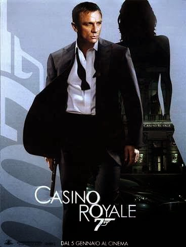 Casino Royale 2006 Streaming Ita