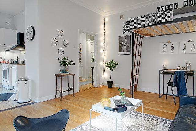 my scandinavian home 5 space saving ideas from a fab swedish home