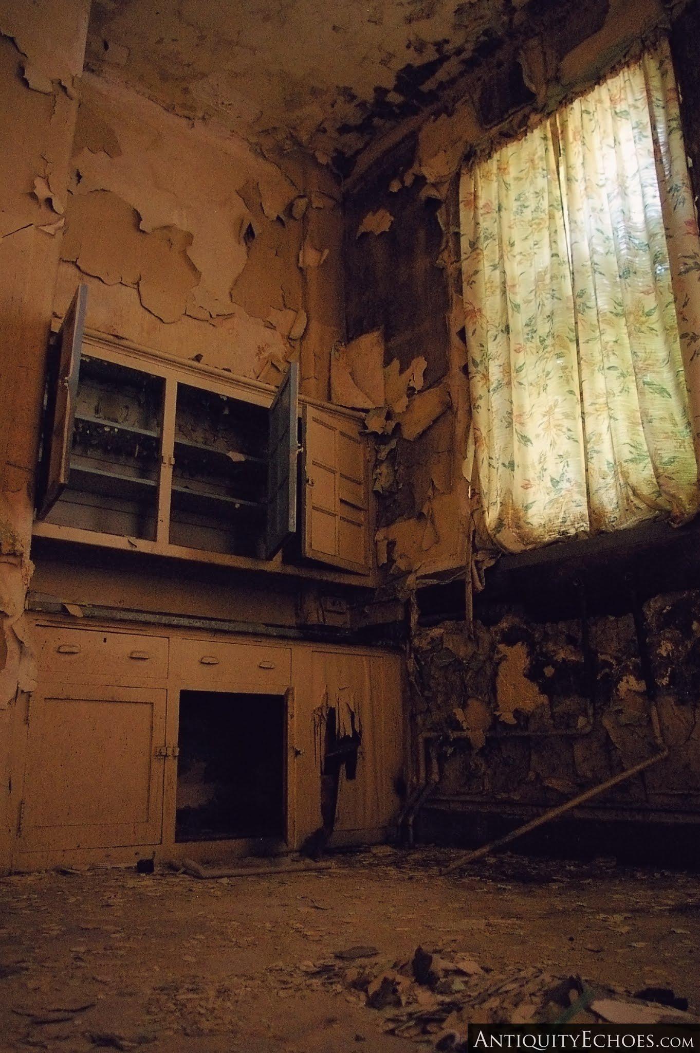 Overbrook Asylum - Rotten Cabinetry