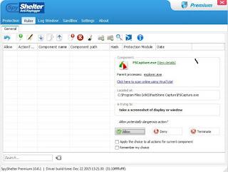SpyShelter Premium 10.6.1 Incl. Serial Key.