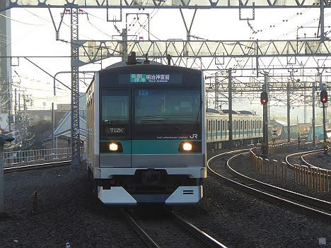 【早朝1本のみ!】K運用の各駅停車 明治神宮前行き