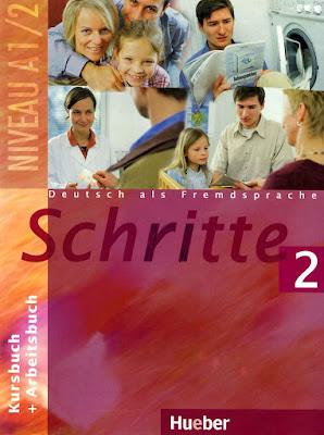 كتاب schritte 2 مرفق مع الصوتيات