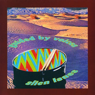Guided by Voices, Alien Lanes