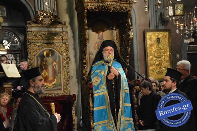 Λαμπρός εορτασμός στην Τήνο για τον Ευαγγελισμό της Θεοτόκου (ΦΩΤΟ)