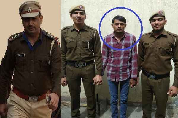 gurugram-sector-31-cia-inspector-naveen-team-arrested-jallu-khan-news