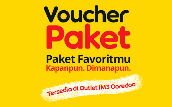 Cara Terbaru isi Ulang Voucher Indosat Ooredoo