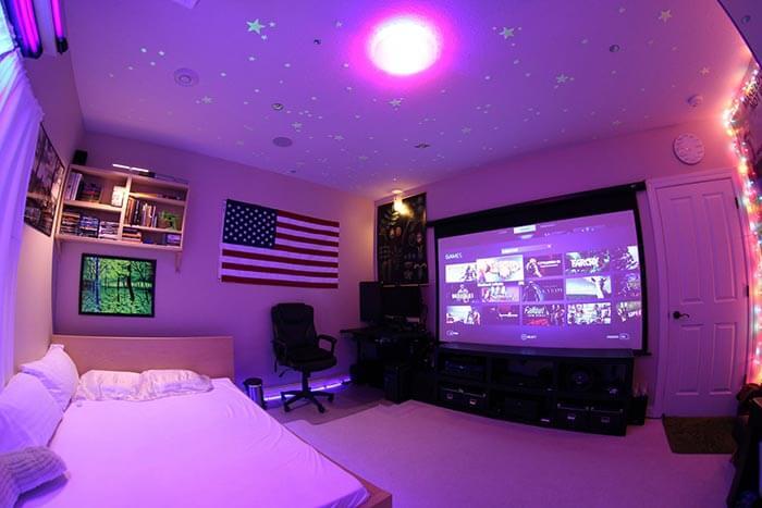 oyuncu odası tasarımı