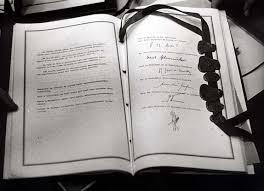 Pengertian Traktat, Contoh Traktat dan Macam-Macam Traktat