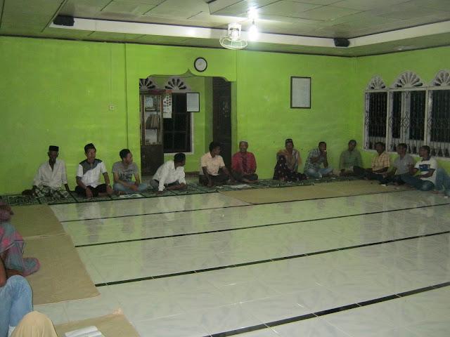 Musyawarah Penentuan Tanggal Maulid di Gampong Cot Baroh