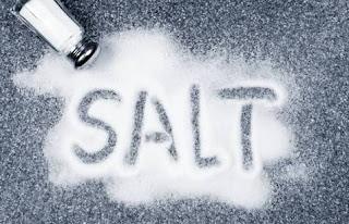 milk and salt