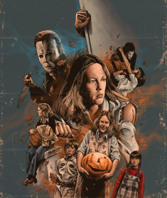The Horrors of Halloween: HALLOWEEN (1978) Character ...