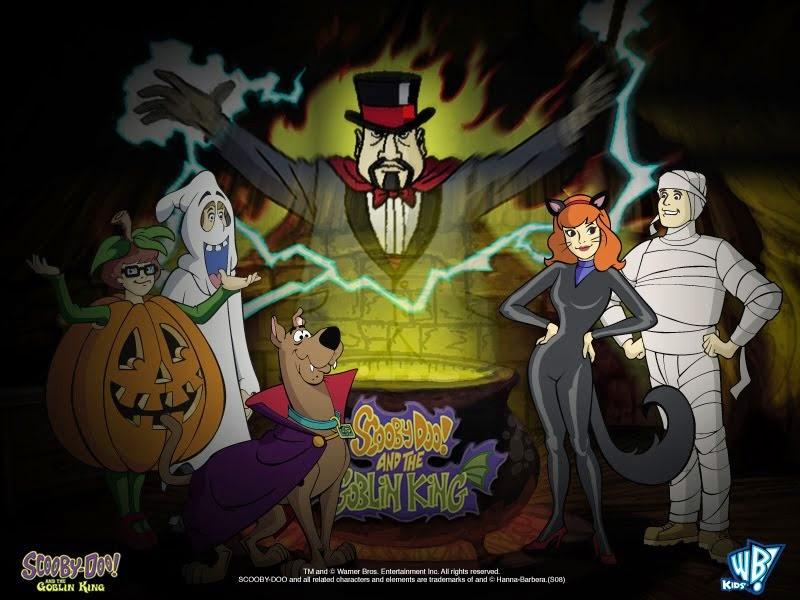 Scooby-Doo e o Rei dos Duendes