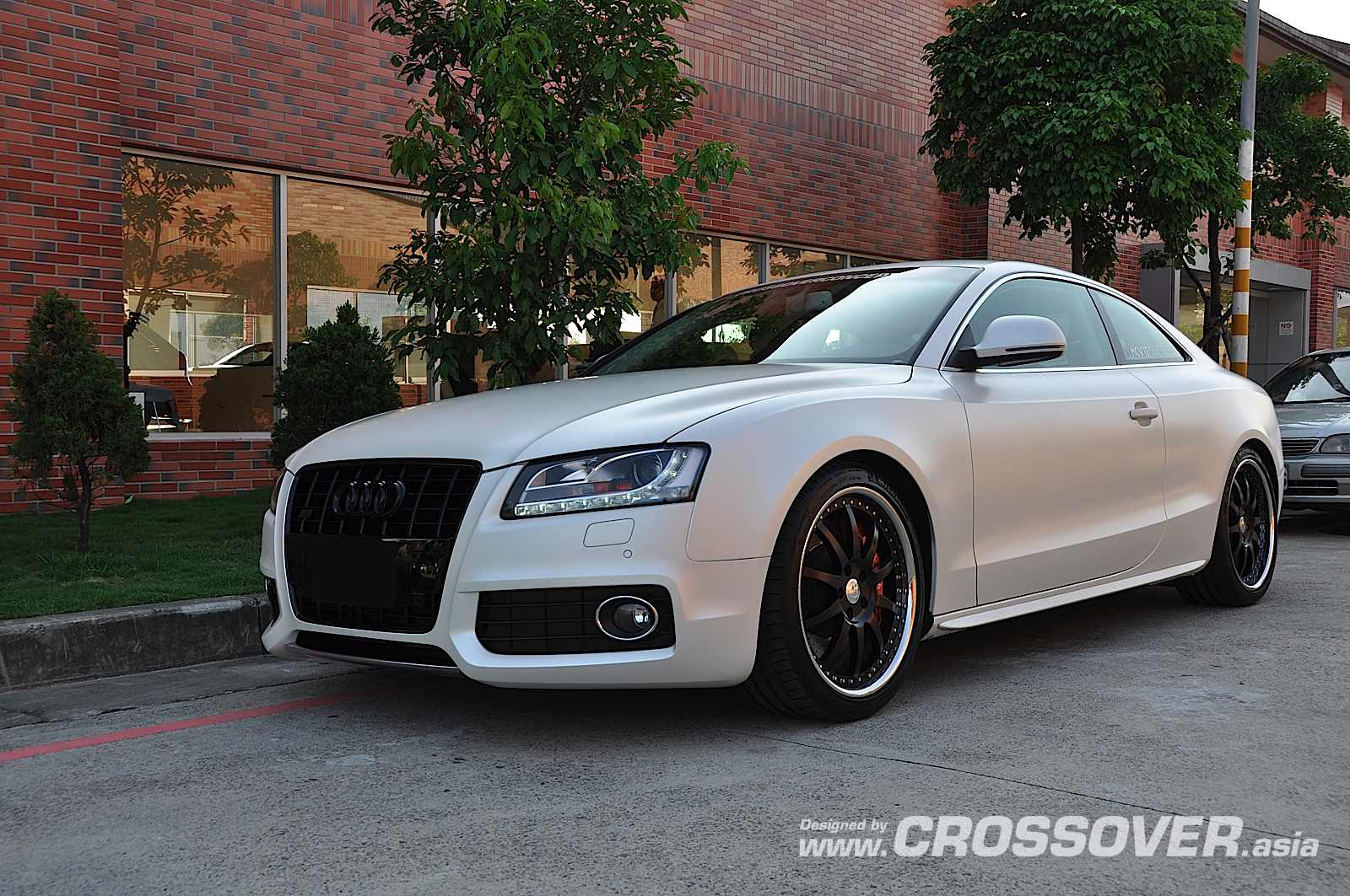 Audi A5 White
