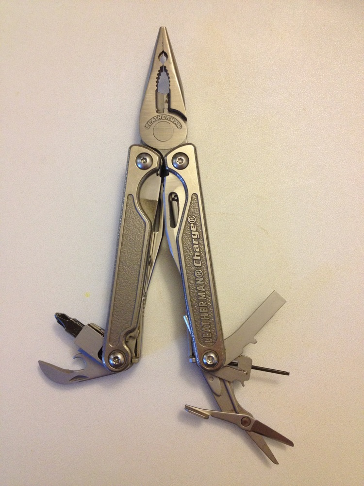 What Is The Best Leatherman Charge Tti Review