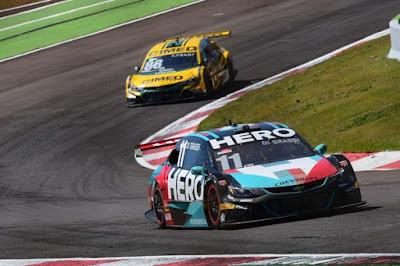 Piloto da Hero abriu vantagem para vencer pela terceira vez na Stock Car  (Fernanda Freixosa/Stock Car/Vipcomm)