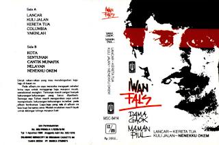 Iwan Fals - Album Lancar (1987)