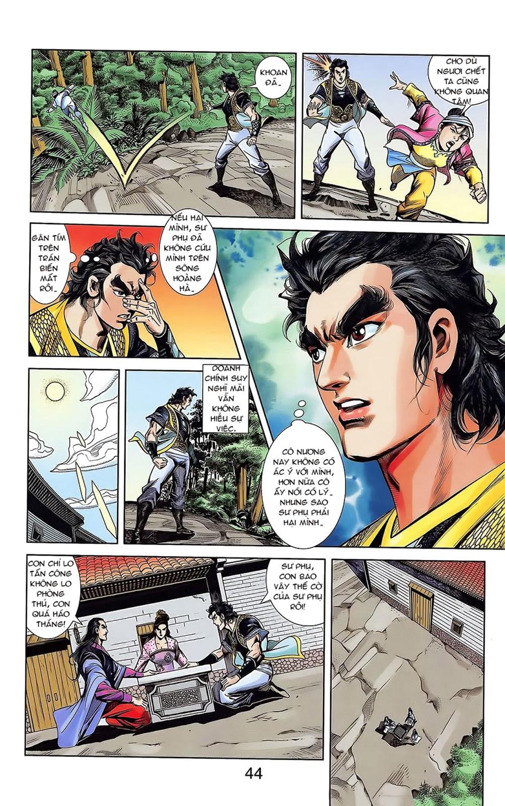 Tần Vương Doanh Chính chapter 15 trang 18