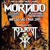 """MORTADO: Red Riot in apertura di serata; presente lo stand di """"Ultimo live a Bowling Green"""""""