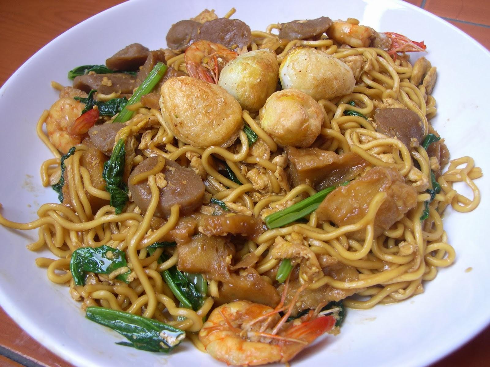 Resep Mie Goreng Jawa Sederhana Alternatif Makanan Selain