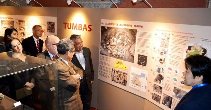Exhiben más de 200 piezas de cerámica y ofrendas de oro y plata en Cajamarca