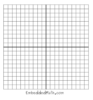 School Tools 4 U!: Graph Paper for Coordinates