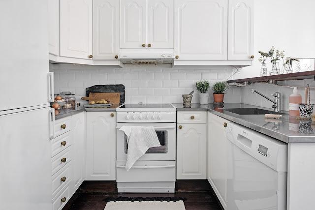 Amenajare practică și confortabilă pentru un apartament de 44 m²