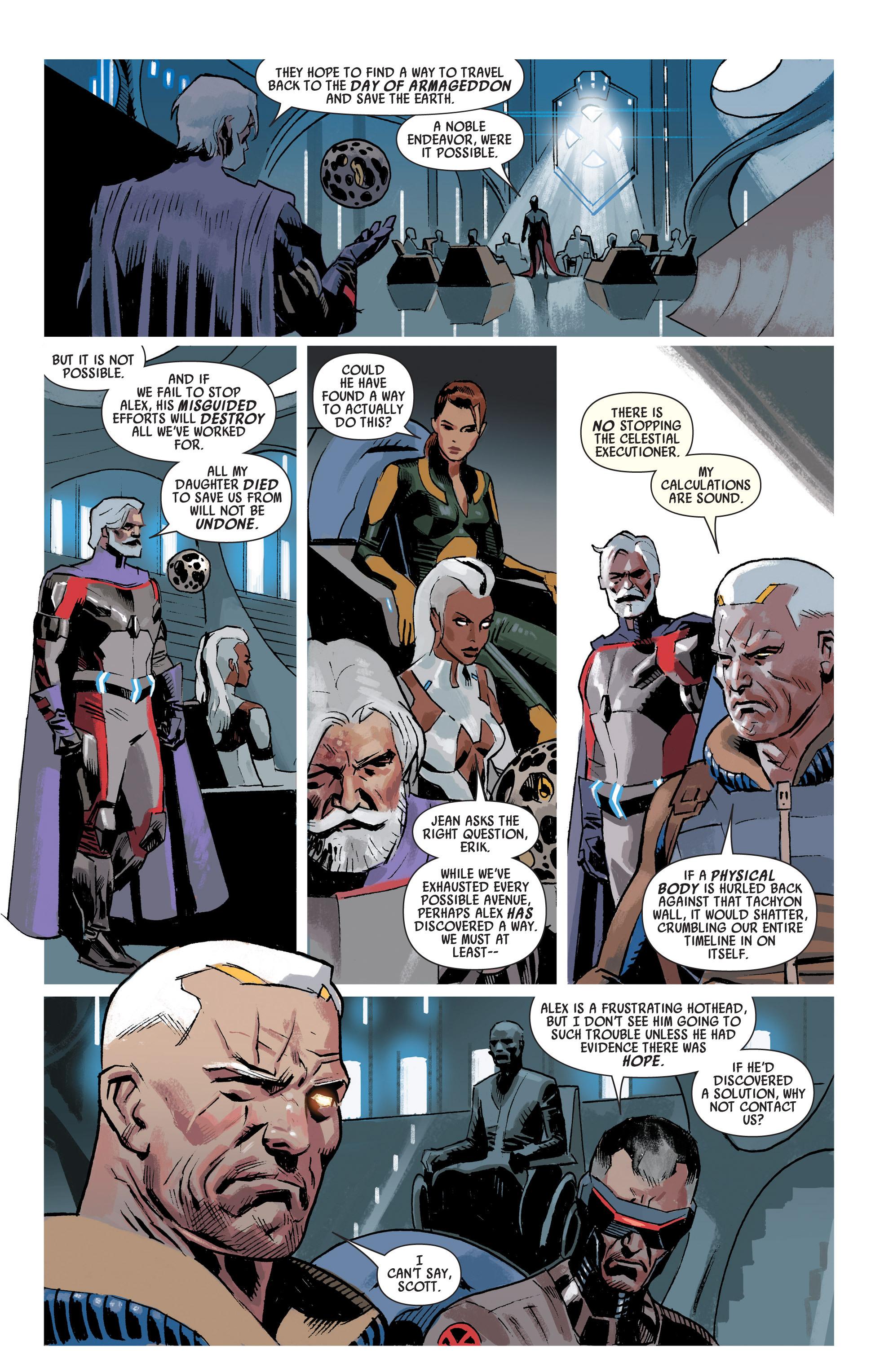 Read online Uncanny Avengers (2012) comic -  Issue #19 - 4