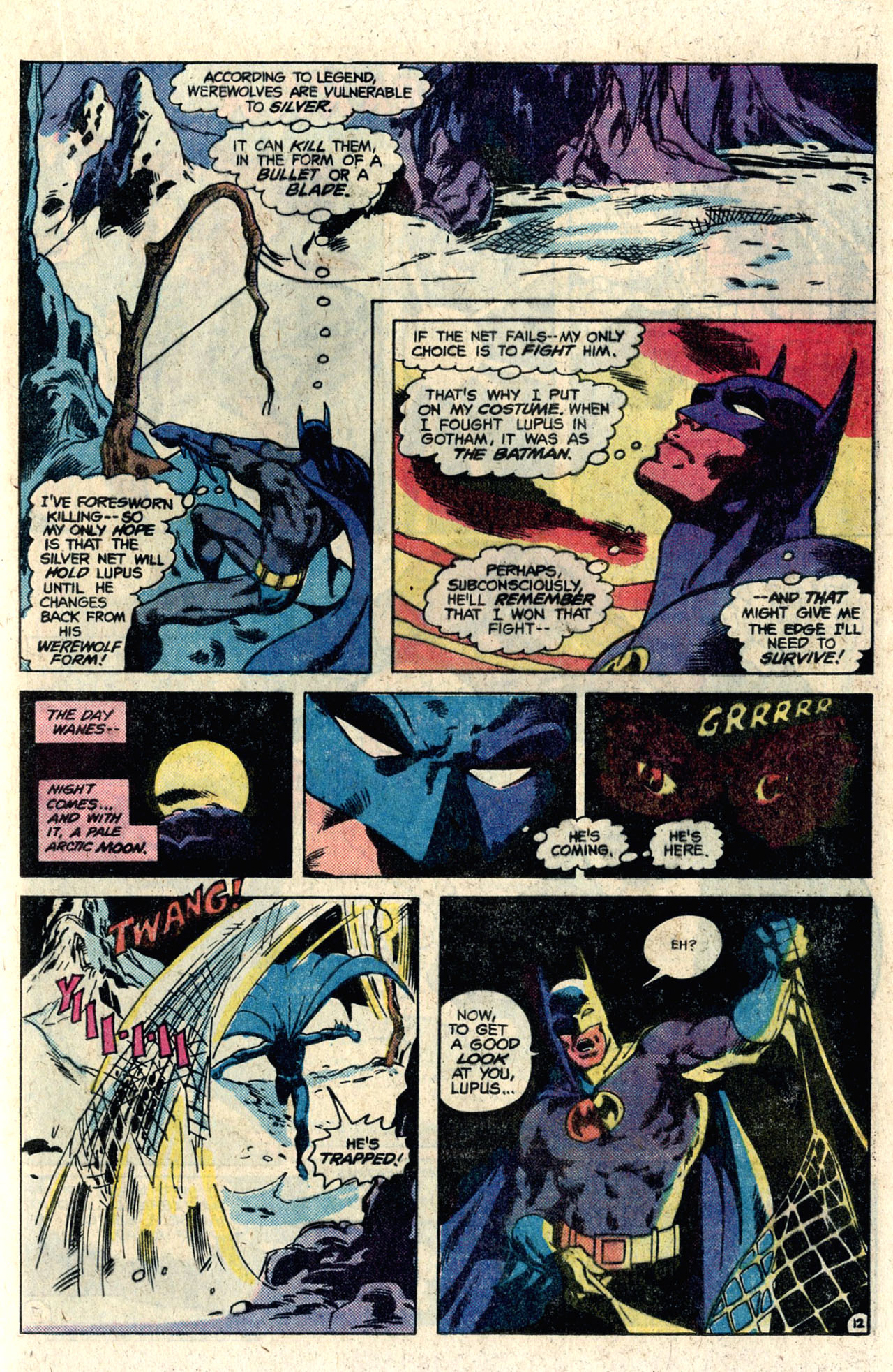Detective Comics (1937) 505 Page 16