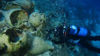Τα αρχαία ναυάγια στους Φούρνους Ικαρίας αποκαλύπτουν τα μυστικά τους