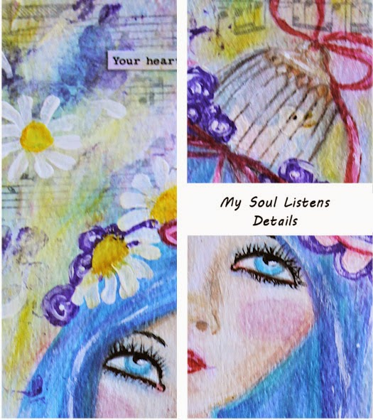 My Soul Listens by Tori Beveridge 2014 Details