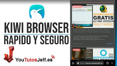 navegador seguro para android
