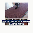 Deluxe Rubber Backed Carpet Mats | Packaging and Supplies