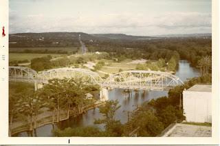 Charles Schreiner Bridge Kerrville Texas 1971