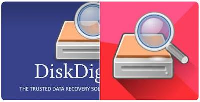 تحميل برنامج استرجاع الصور المحذوفة 2020 DiskDigger مجانا