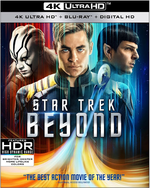 Star Trek Beyond 4K