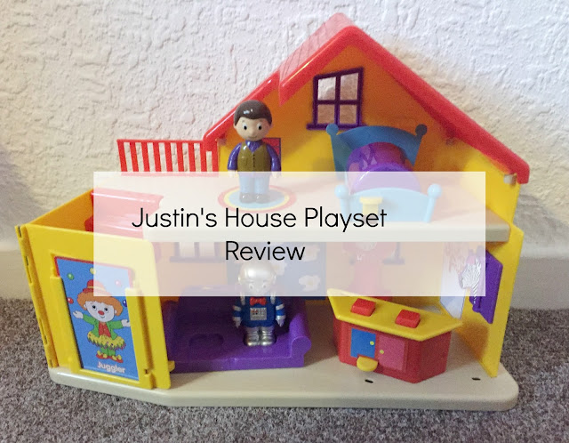 Justin's House Playset Review