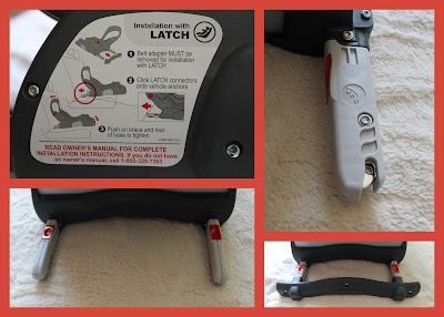 baby seat installation instructions