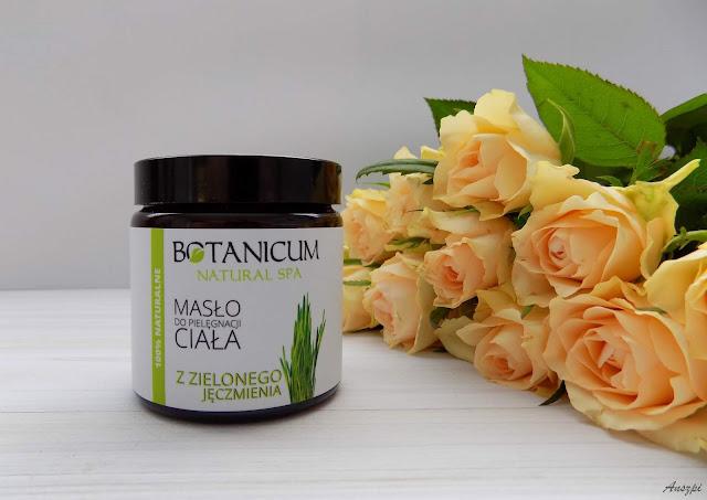 Naturalne masło z zielonego jęczmienia Botanicum