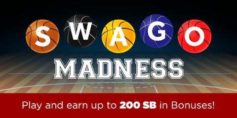 Image: Swagbucks is hosting another round of Shopping Swago!