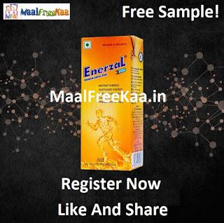 Enerzal Energy Drink Pack Free