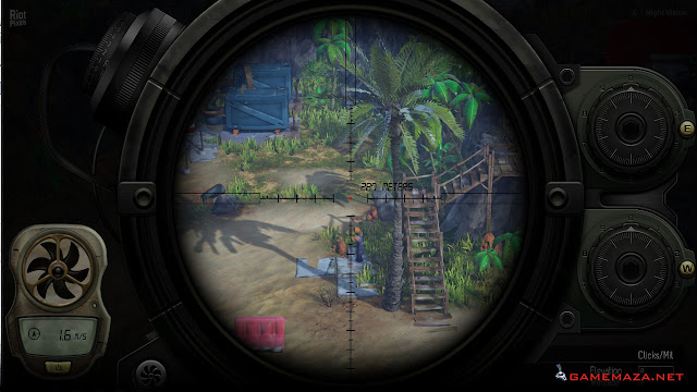 Sniper Blacklist Gameplay Screenshot 2
