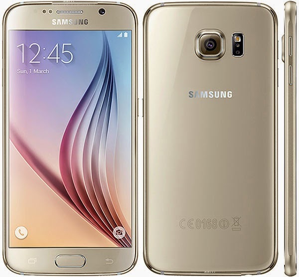 Samsung Unveils Pair of All-New Galaxy S6 Smartphone Models