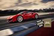 Ferrari 488 Pista named Supercar of the Year
