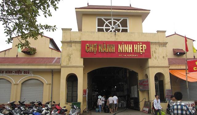 Chợ Nành Ninh Hiệp