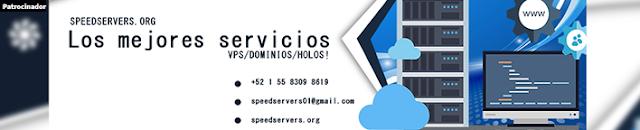 Speed Servers - Patrocinador