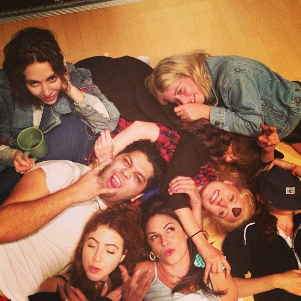 New Pic of Kristen with her Friends - June 7th