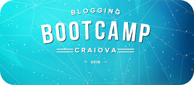 Blogging Bootcamp la Craiova
