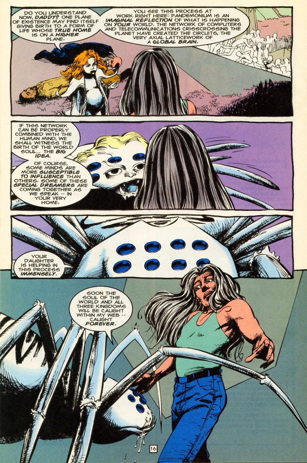 Read online Animal Man (1988) comic -  Issue #86 - 16